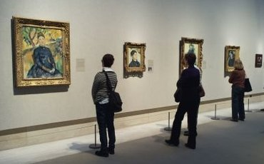 What's On This Weekend: Echoes Exhibition, Cezanne Portraits & Yoga at The Garden Museum