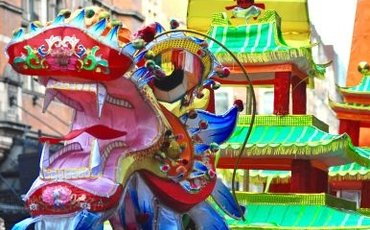 What's On This Weekend: Chinese New Year Parade, Valentine's Doggy Brunch & The Forest of Phantasmagorias